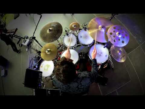 Frele - I Want You Back - Jacksons 5Micheal Jackson COVER-DRUM CAM