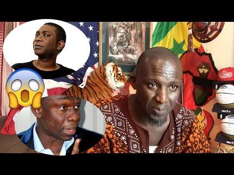 Assane Diouf 🇺🇸  revele les secrets de Youssou ndour et Pape Diouf 💀😂