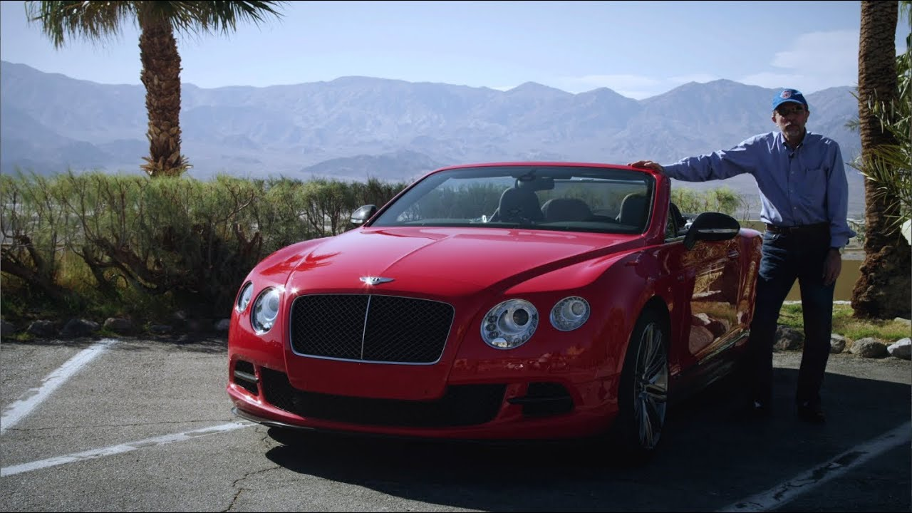 2013 bentley continental gt speed convertible review car and 2013 bentley continental gt speed convertible review car and driver youtube vanachro Images