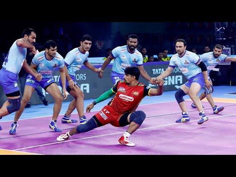 Pro Kabaddi 2019 Highlights  Tamil Thalaivas Vs Bengaluru Bulls   Hindi M45