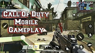 Call Of Duty Mobile Android Gameplay 2018 #4