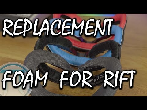 VR Cover - replacement foam for your Oculus Rift