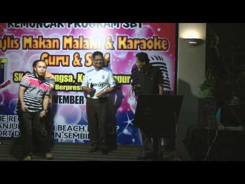"""Karaoke Guru/PIBG 2013 - """"Isabella"""" - Rosli,Noorzeri,Panang,Amri"""