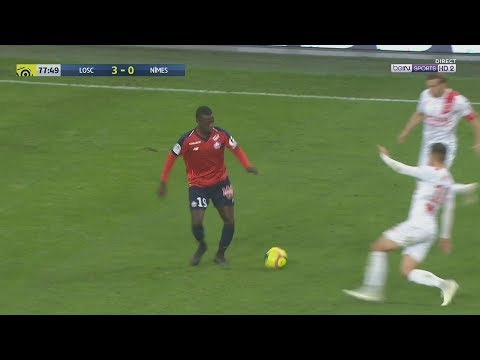 Nicolas Pepe Top 33 Awesome Skill Moves
