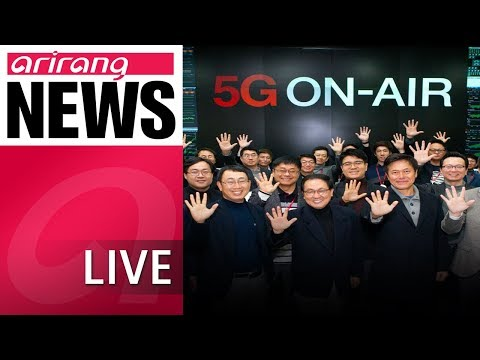 [LIVE/NEWSCENTER] New urban complex near Seoul opens for testing driverless tech - 2018.12.10