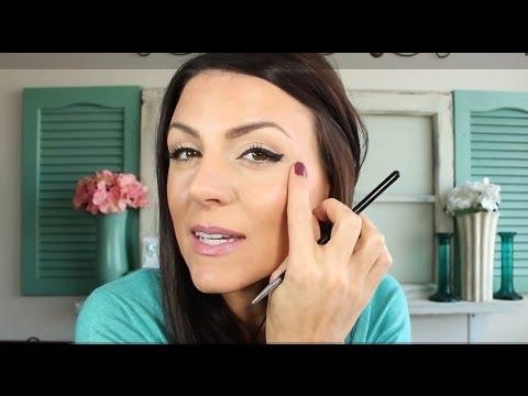 Easy Winged Liner~ Brunette Beauty Blogger thumbnail