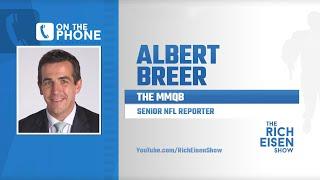 MMQB's Albert Breer Talks NFL Draft, Trade Rumors & More with Rich Eisen | Full Interview | 4/21/20