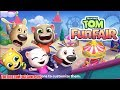 Talking Tom Fun Fair Gameplay Walkthrough Part 1 [Android IOS]
