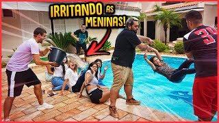 COMO IRRITAR TODAS AS MENINAS DA CASA!! - TROLLANDO AMIGAS [ REZENDE EVIL ]