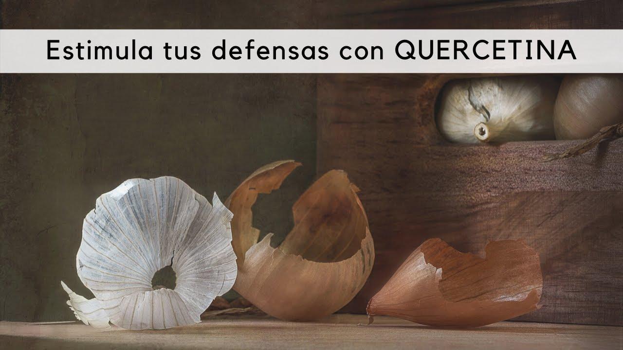 #Quercetina: Auspicios saludables para estimular tu inmunidad natural