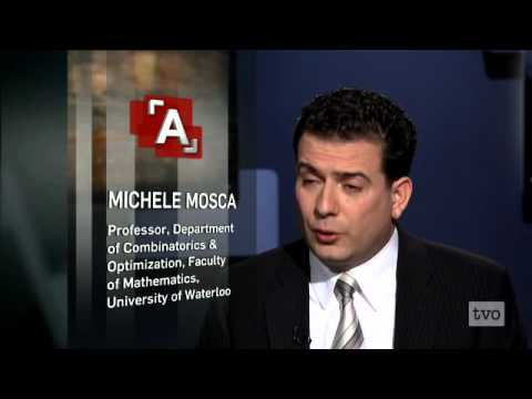 Michele Mosca: Quantum-Nano Centre
