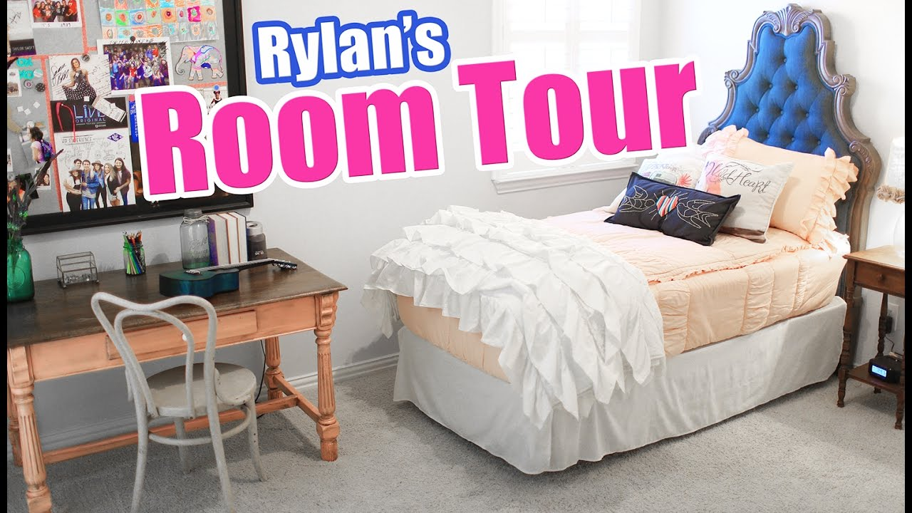 Rylan S Room Tour Bedroom Decorating Ideas Kamri Noel