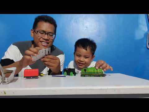 Unboxing Toys Thomas And Friends Track Master Gator