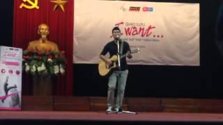 Hà Nội Níu Bóng Em - Fancam Đại Học Lâm Nghiệp (11.2015)