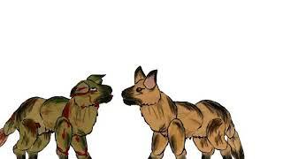 Мой мультфильм про собак