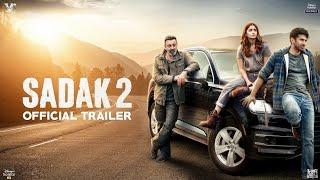 Sadak 2 | Official Trailer | Sanjay | Pooja | Alia | Aditya | Jisshu | Mahesh Bhatt | 28 Aug