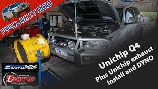 LandCruiser 200: Unichip Q4 + 3
