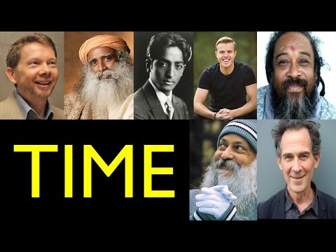 🕉😀 Enlightened Beings on the Nature of Time