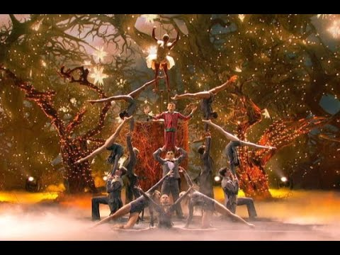 AcroArmy: The MOST AMAZING Acrobatic Act | America's Got Talent Holiday Show 2016