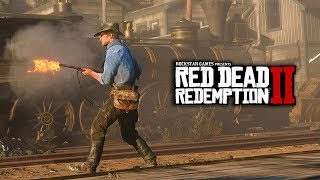 Red Dead Redemption 2 - HUGE INFO! Online & BETA Revealed, New Interview, Gameplay Details & More!