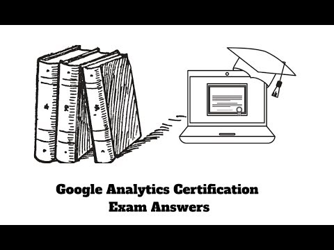 Google Analytics Certification Answers 2019 🔴LIVE Exam Free Guide - How to  Pass🥇