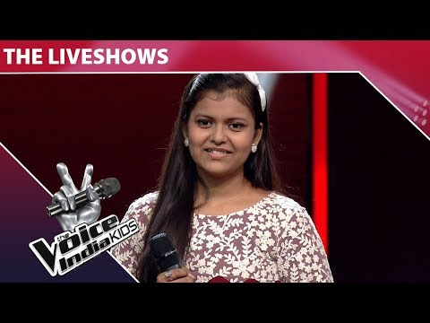 Niharika Nath  Performs On Tu Chanda Main Chandni | The Voice India Kids | Episode 21