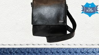 Видео обзор мужской сумки Fashion