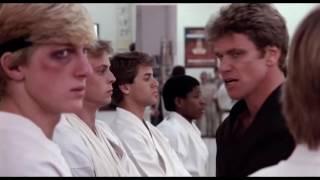 The Karate Kid (1984) - Leave Boy Alone Scene (3/5) | MovieTimeTV