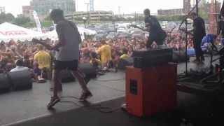 The Story So Far - Roam (Live), Camden Warped Tour 7/12/13