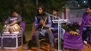 Vikram yadav flutes chand jaise mukhde pe bindiya sitara