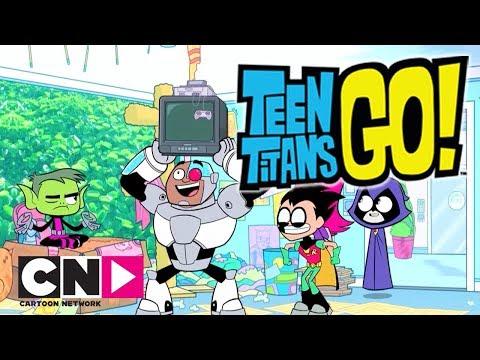 Teen Titans Go!   Beyin Yüzdeleri   Cartoon Network Türkiye