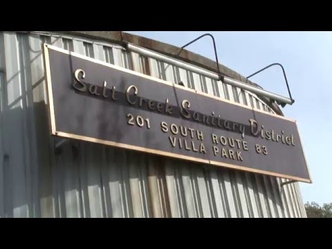 Salt Creek Sanitary District Tour 04-2015