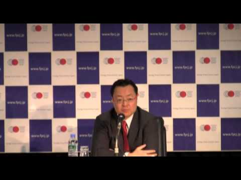"""FPCJ Press Briefing: """"Energy Situation in Japan and the LNG Producer-Consumer Conference 2014"""""""