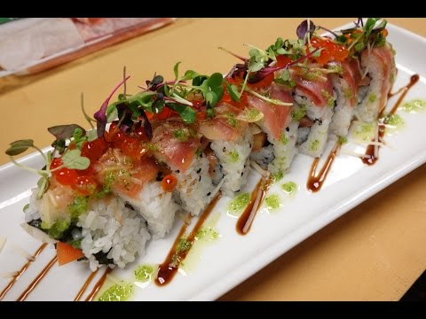 The Italian Roll - How To Make Sushi Series