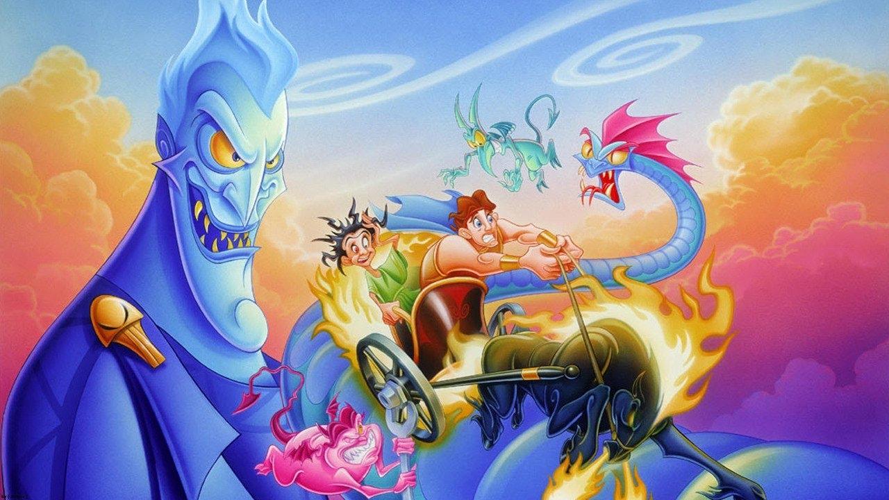 animated cartoons for kids hercules 1997 youtube
