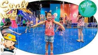 เด็กจิ๋วเที่ยว Ocean Park ตอน6 เปิดตัวโซนใหม่ LinexOcean Park Summer Splash [N