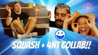 SQUASH 4N1 COLLAB!! -- I GET AN OLD LADY
