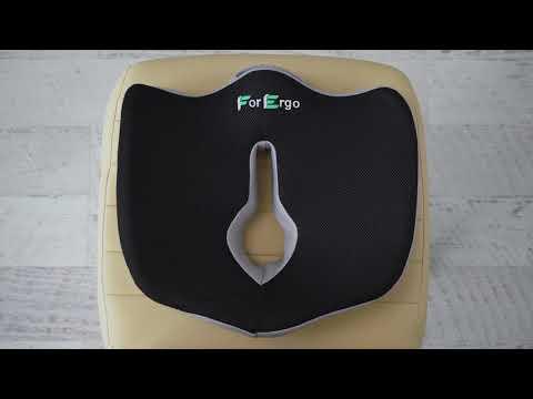 Подушка для сидения Комфорт для офисного стула накидка с отверстием на сиденье автомобильного кресла