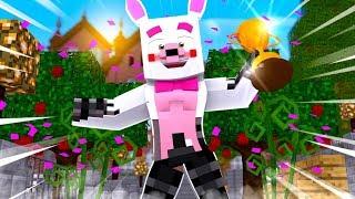 Minecraft Fnaf Daycare: Mangle Always Wins?! (Minecraft Roleplay)