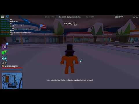 Check Cashed v3 Noclipping -Roblox JailBreak