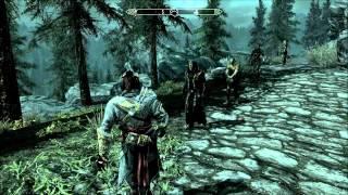 The Elder Scrolls V: Skyrim - Episode 239: Stalking a Penitus Oculatus Agent