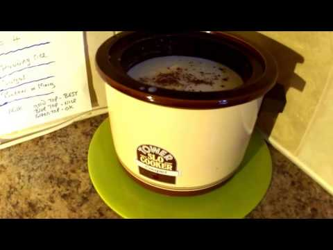 Slow Cooked Home Cooked Rice Pudding