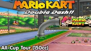 Slim Plays Mario Kart: Double Dash!! - All-Cup Tour (150cc)