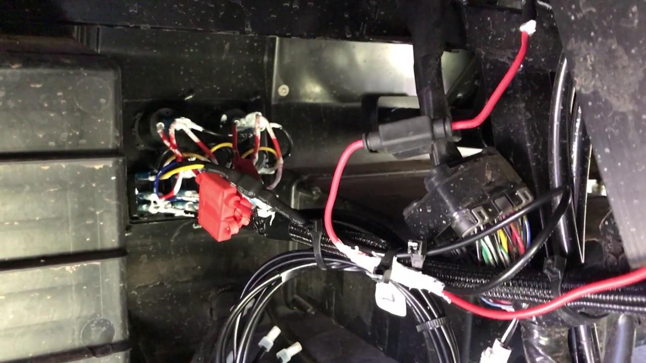 usb wire diagram vga wiring for wall plate utv rocker switch install - youtube