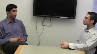 Interview with Supervisor 1 of 2