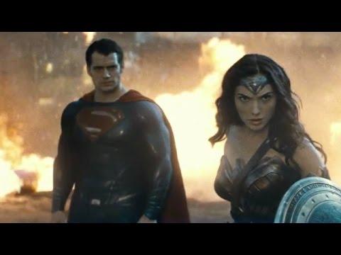 Batman v Superman Dawn of Justice | official trailer #3 US (2016) Ben Affleck Gal Gadot