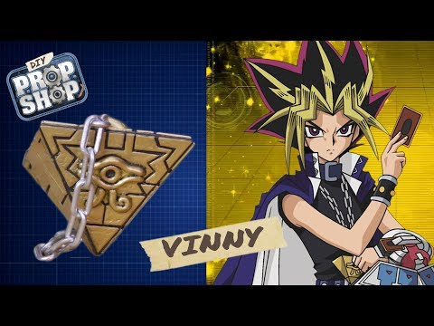 Yu-Gi-Oh Millennium Puzzle - DIY PROP SHOP