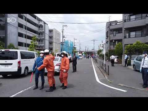 В Японии мужчина напал с ножом на школьников