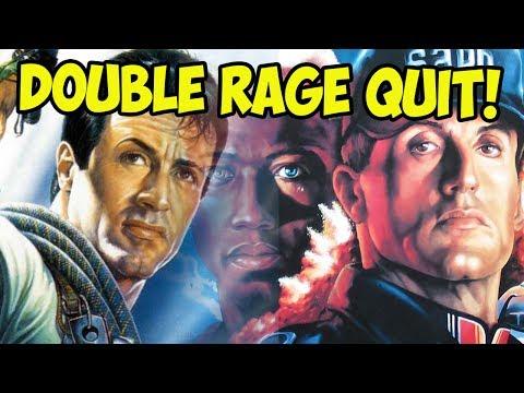 STALLONE ANGER! Retro Rage: Cliffhanger / Demolition Man