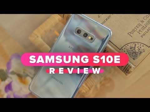 Galaxy S10E review: It's worth every penny